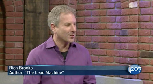 "Talking ""The Lead Machine"" on 207"