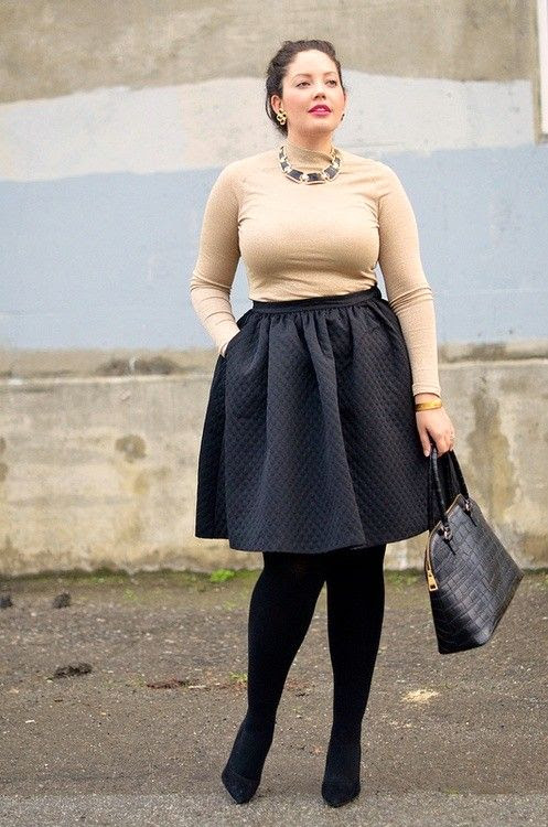 5 trendy plus size fashion outfits  curvyoutfits