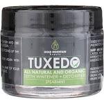 Gold Mountain Beauty Tuxedo Charcoal Teeth Whitener + Detoxifier Powder, Spearmint, 0.81 oz