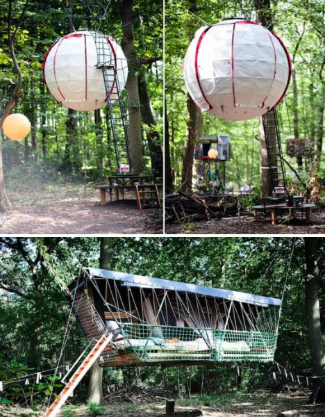Treehouses Airhotel 2