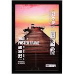 "Poster Frame 1"" Profile - Black - (12""x18"")"