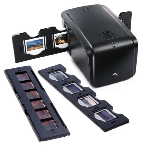 Pacific Image Electronics Memorease Plus Film And Slide Scanner For