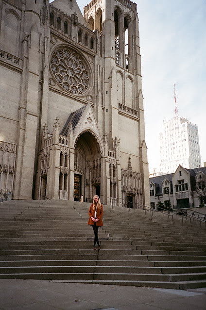 Sonja, Grace Cathedral Hill
