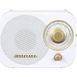 Studebaker - Portable AM/FM Radio - White