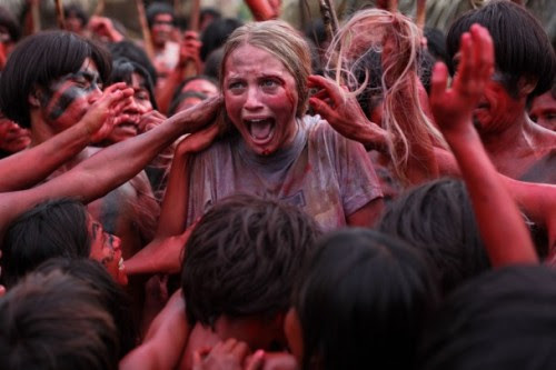 The First Photo from Eli Roth's The Green Inferno | Shock Till You Drop