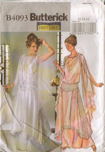 butterick  sewing pattern making history historical