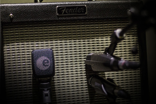 Amplifier Microphone Shootout