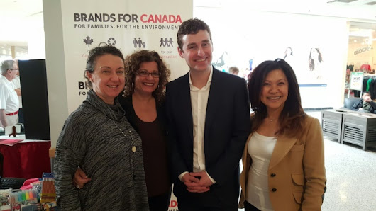 Annual Government and Community Services Fair at Cloverdale Mall | Brands For Canada