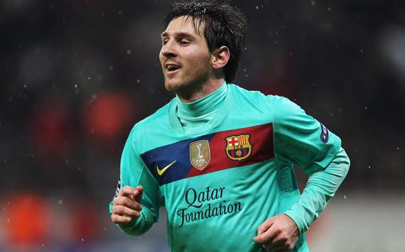 Lionel Messi, Levante, Barcelona