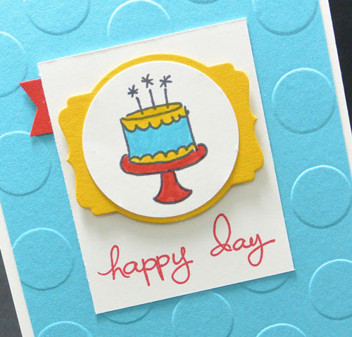 Card Making Video on Making An Easy Birthday Card - Endless Birthday Wishes From Stampin' Up!