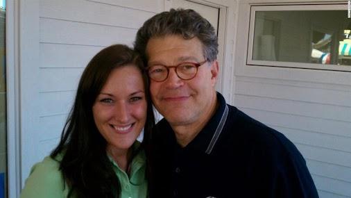 Minnesota writer's view: Al Franken must resign