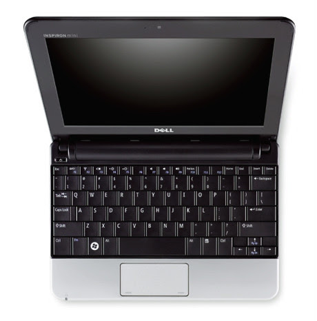 Dell mini 10 by you.