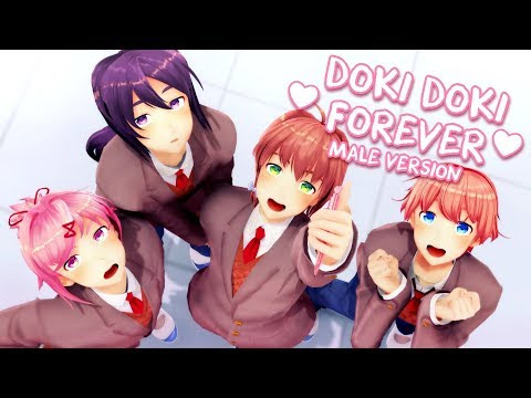 Doki Doki Forever! (MALE VERSION)