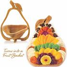 Dried Fruit Gift Basket Healthy Gourmet