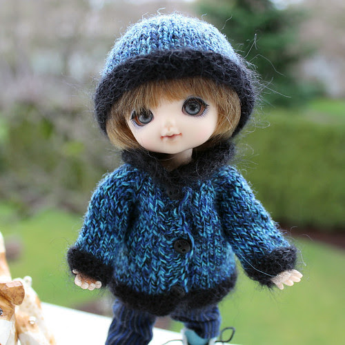 Pukifee Hat and Coat