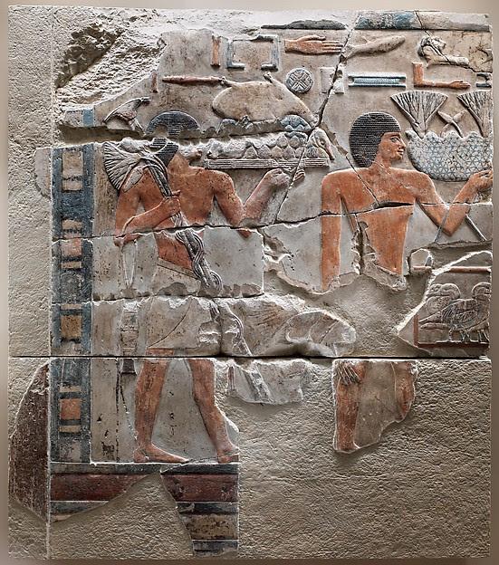 Relief of Offering Bearers