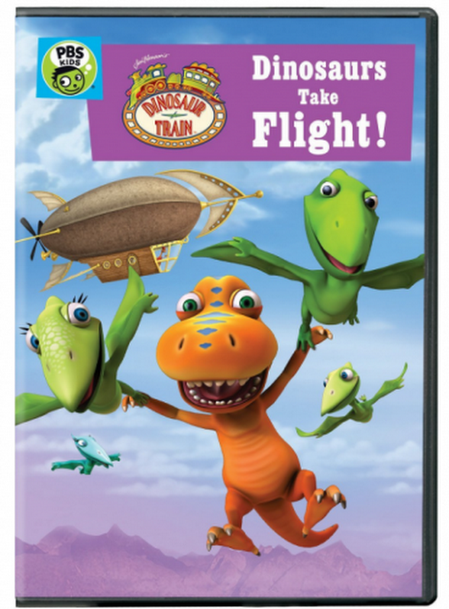 """Dinosaur Train: Dinosaurs Take Flight!"" (& Giveaway Ends 7/3) - Mom and More"