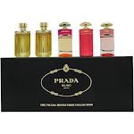 Prada 40768 Miniature Perfume Gift Set for Women - 5 Piece