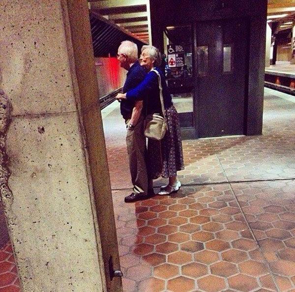 perierga.gr - Ζευγάρια που δείχνουν την πραγματική σημασία της αγάπης!