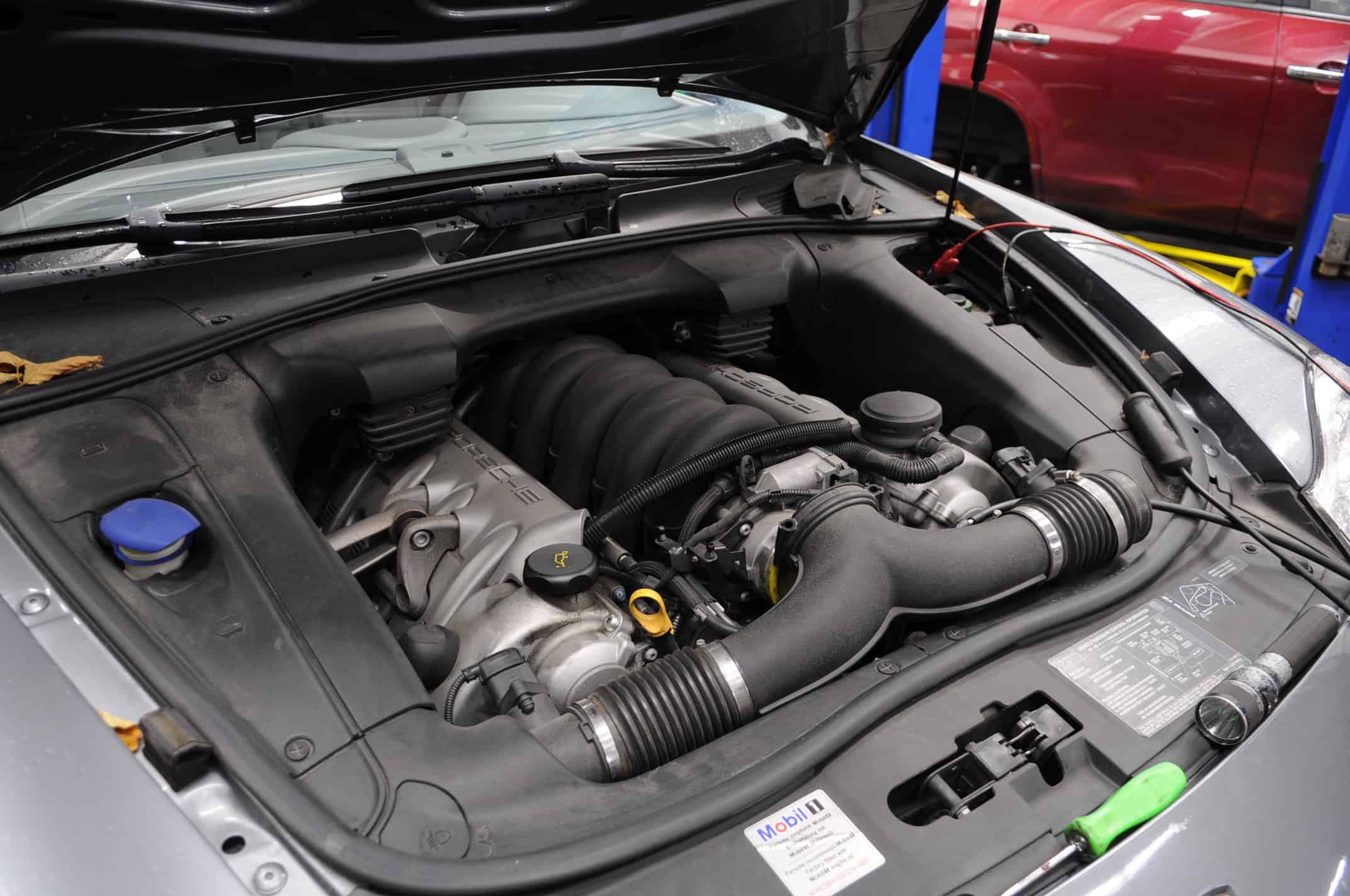 Porsche Cayenne S Rough Idle Stumble Car Repair