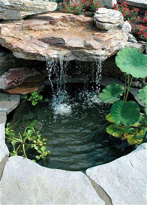 Top 17 Brick & Rock Garden Waterfall Designs ? Start An