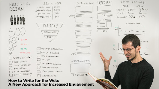 How to Write for the Web—a New Approach for Increased Engagement - Whiteboard Friday