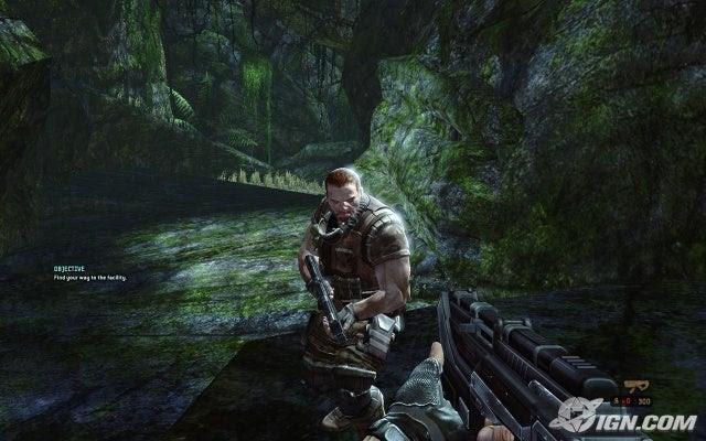 Turok  PC Screenshot