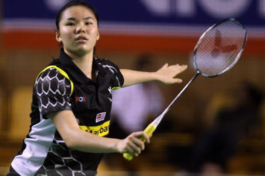 Malaysia's Ying Ying Lee Crashes Out of Badminton Asia Championships