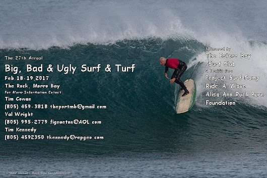 Big Bad and Ugly Surf Contest