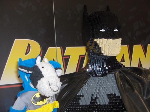 Batman: built tough to last