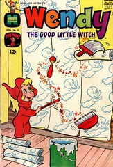Wendy, the Good Little Witch 53 (by senses working overtime)