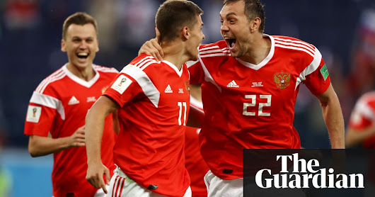 Russia drug-tested more than England and world has nothing to fear, says doctor | Football | The Guardian