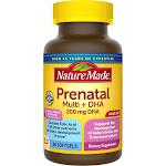 Nature Made Prenatal Multi + Dha | 90 Soft Gels