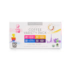 Prince & Spring Coffee - 80-Ct. Coffee Pods Variety Pack