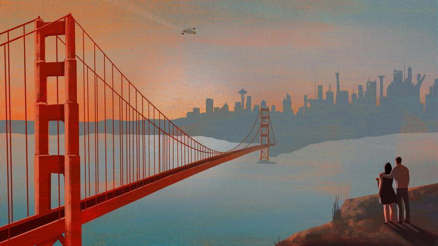 Los autores han ideado un futuro utópico para 2037