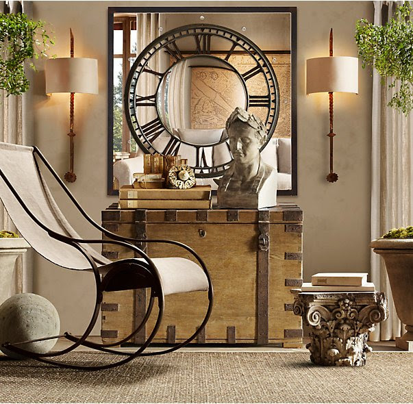 {via Restoration Hardware}