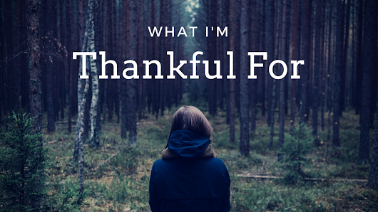 Writer Wednesday, Thankful Edition #WriterWednesday #thankful #thanksgivingeve #author #amwriting