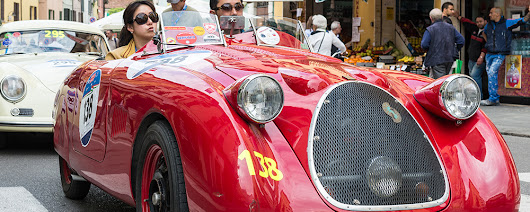 Mille Miglia 2017 hosted tour experience