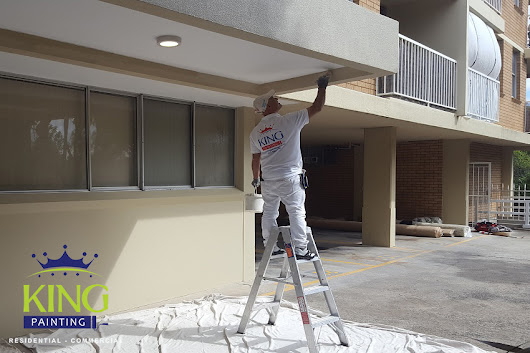 Need a reputable Strata Painting company? | King Painting