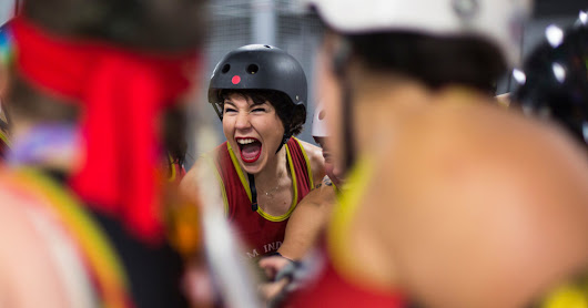 'Decolonizing' Roller Derby? Team Indigenous Takes Up the Challenge