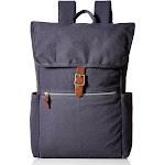 Alternative Men's Cotton Computer Backpack Indigo
