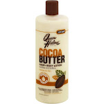 Queen Helene Cocoa Butter Hand and Body Lotion - 907g/32oz bottle