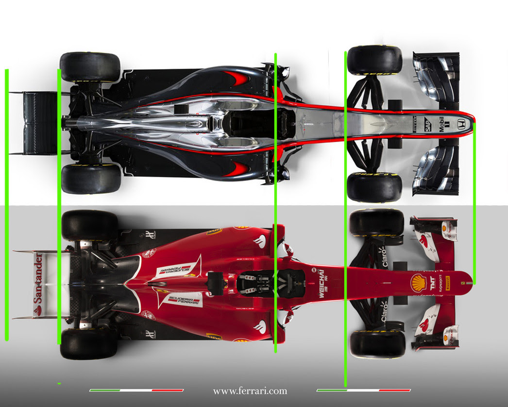 2015 F1 Car Launches Archive TheScuderianet Ferrari F1 Forums