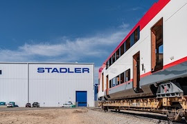Stadler US Grand Opening - Open House