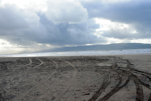 Castle Rock, Cloudy Beach