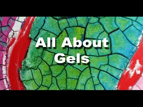 All About Gels! Acrylic Painting Tips