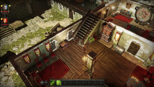 Dragonchasers  » A quick look at the Divinity: Original Sin alpha