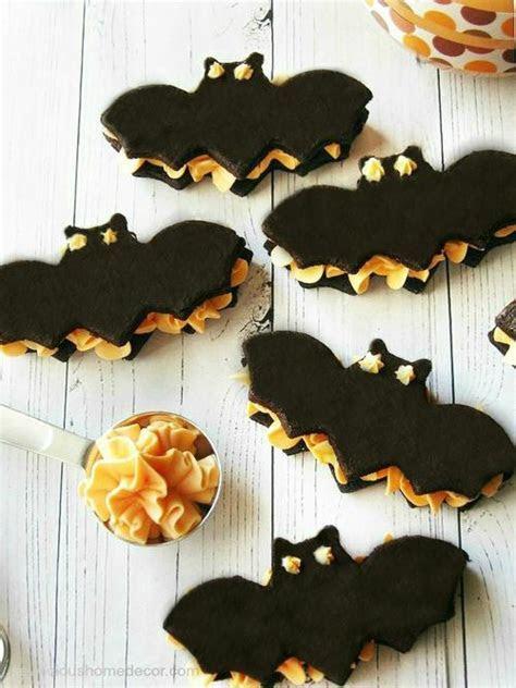 Foodista   Bat Velvet Cookies and More Festive Halloween