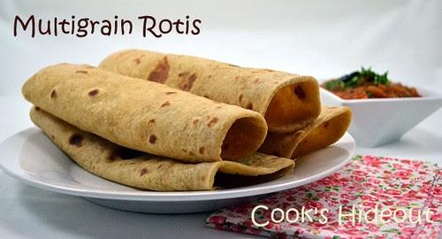 Multi grain Roti