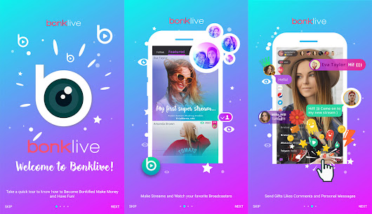 BonkLive : A Complete Live Streaming Companion - Telecom Clue™